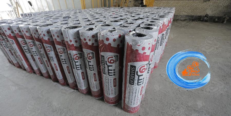 قیمت ایزوگام آلومینیوم دلیجان