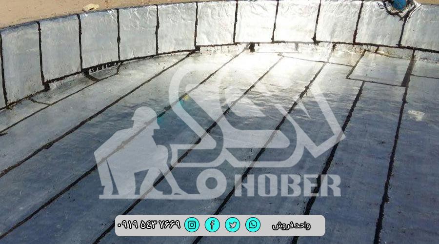 سفارش مستقیم ایزوگام برای پشت بام